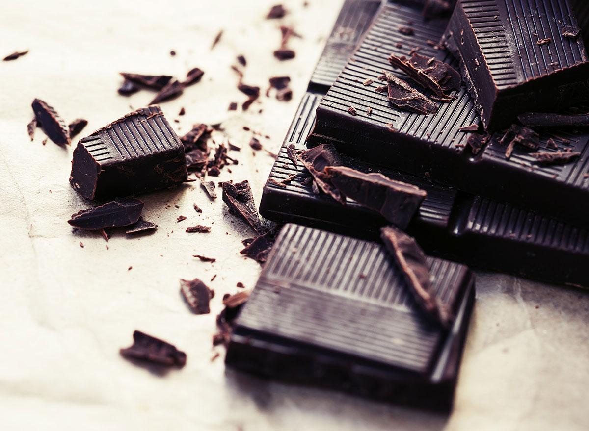 paleo dark chocolate