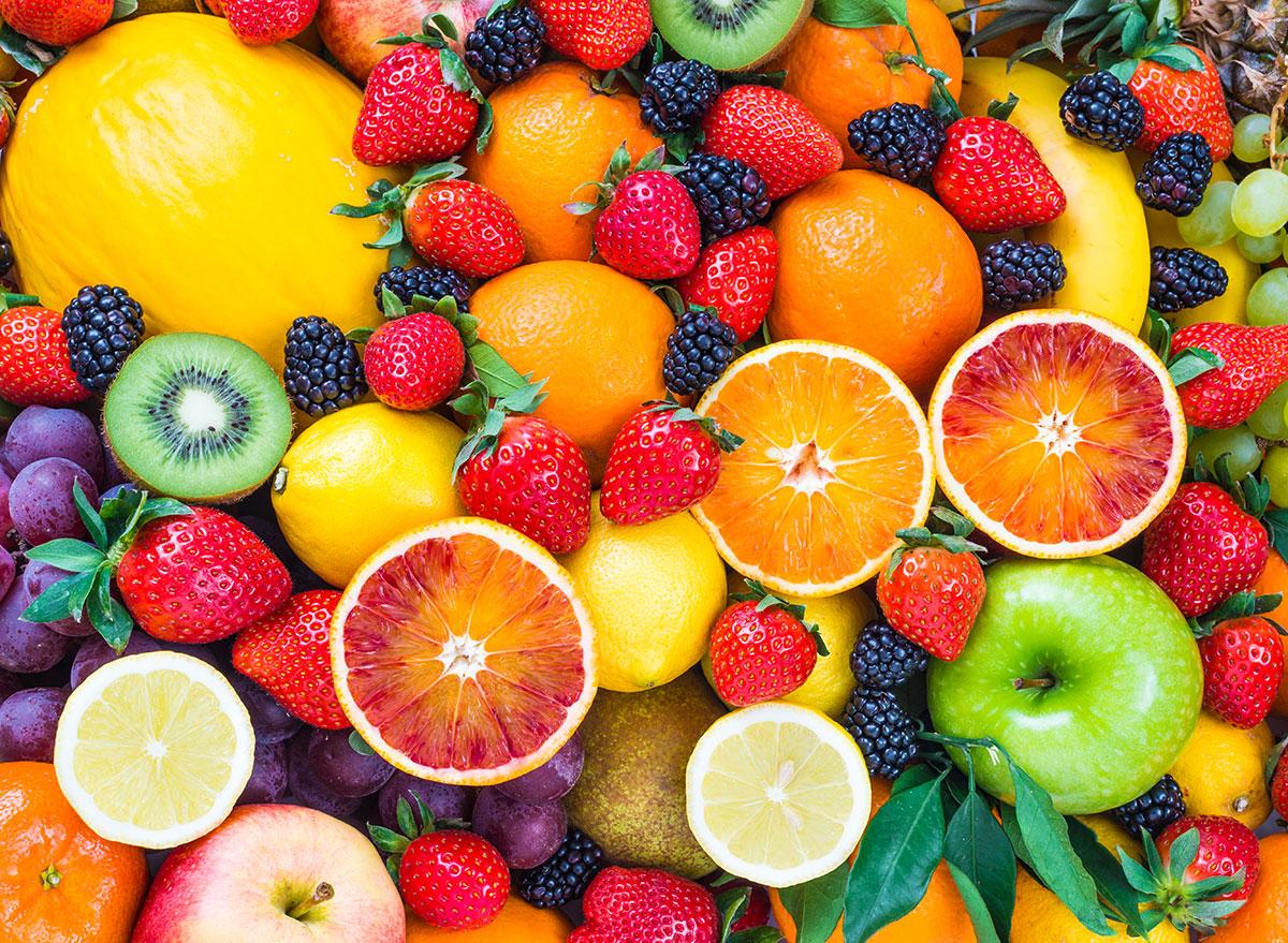 paleo fruit variety