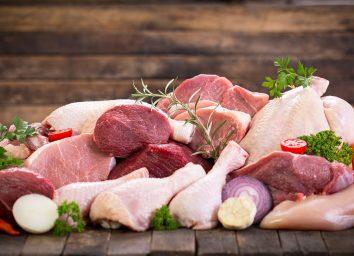 paleo meat array