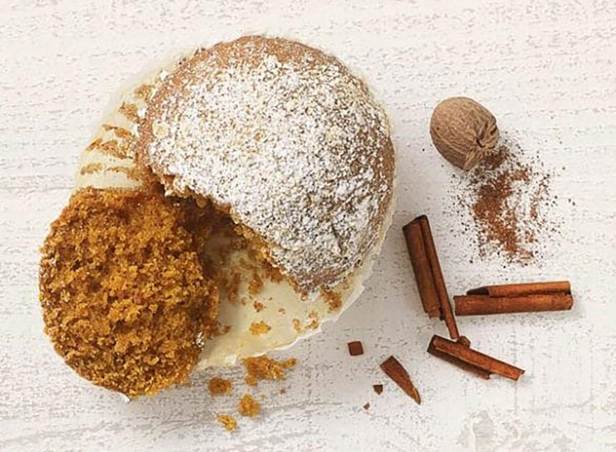 panera pumpkin muffin