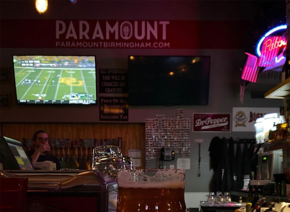 paramount bar in birmingham