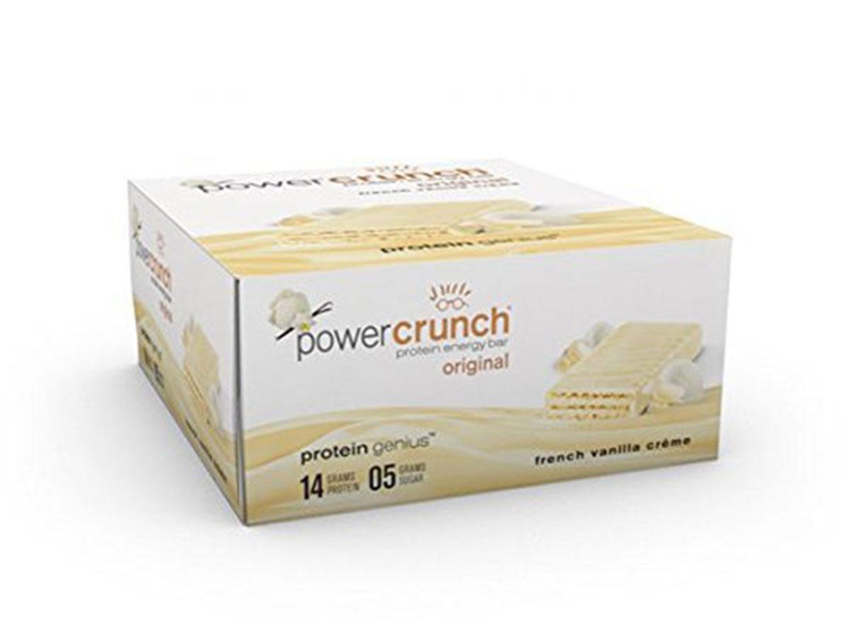 power crunch french vanilla creme
