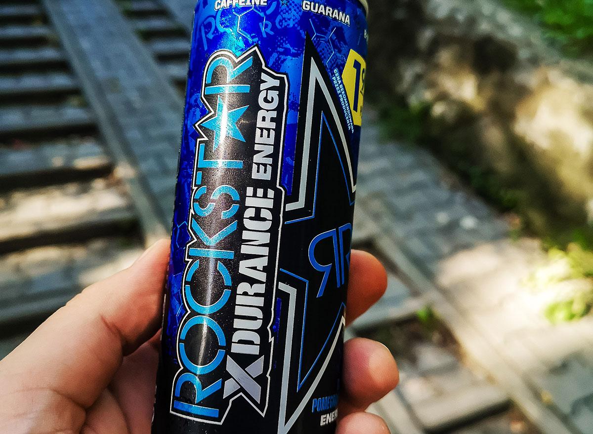 rockstar worst energy drink