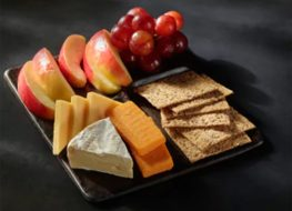 starbucks cheese and fruit protein box