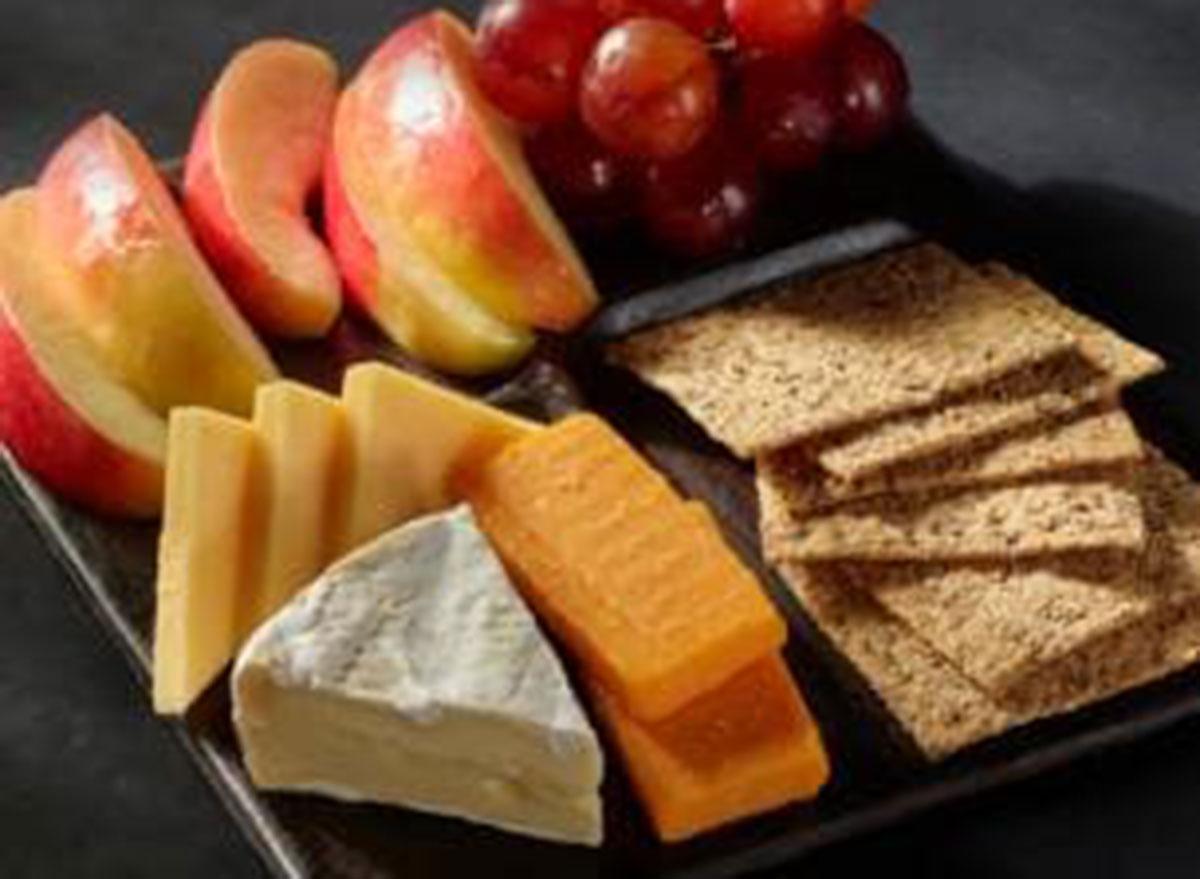 starbucks cheese and fruit box