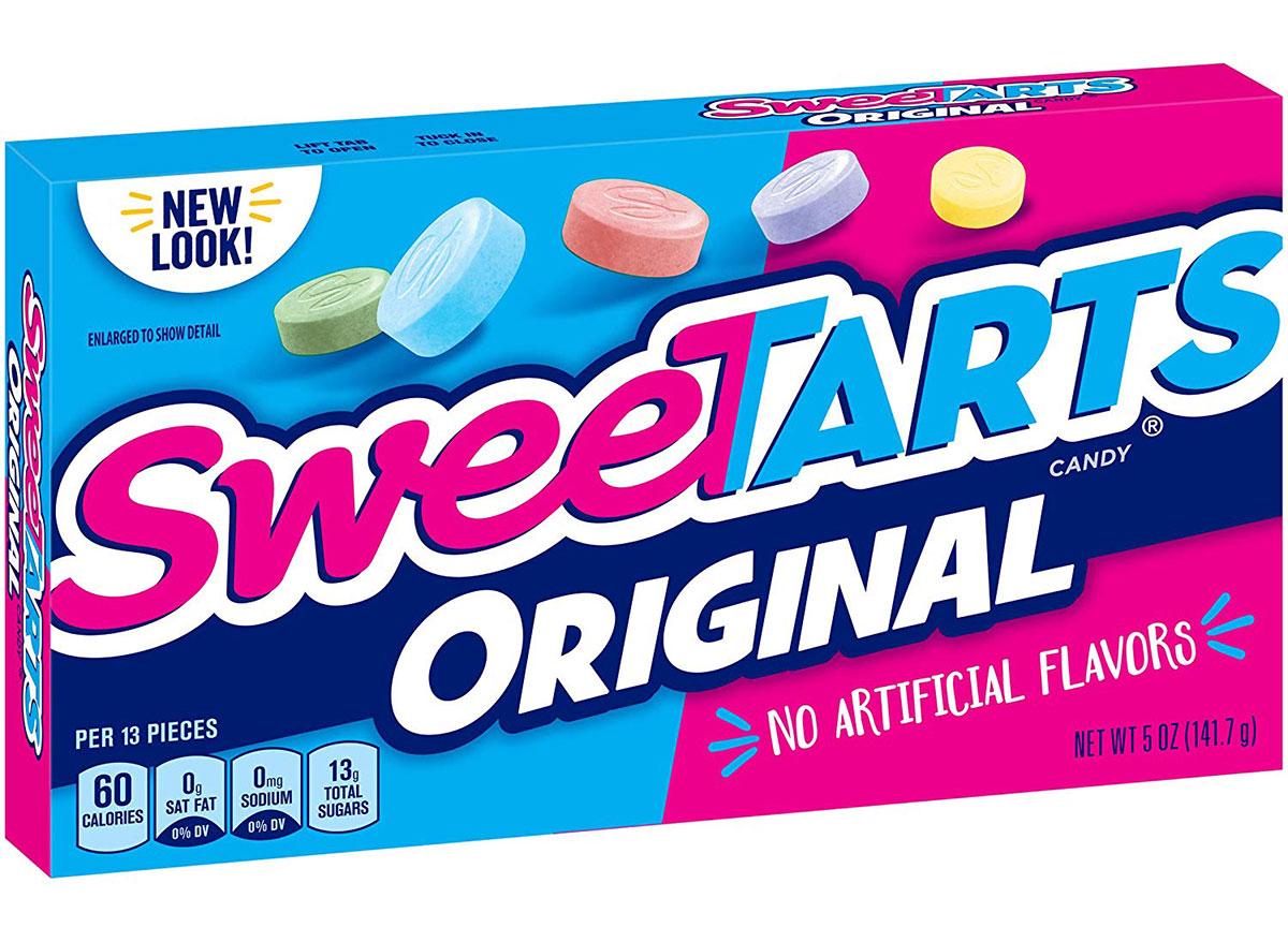 sweetarts candy box