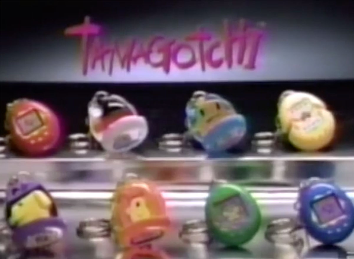 tamagotchi happy meal toys