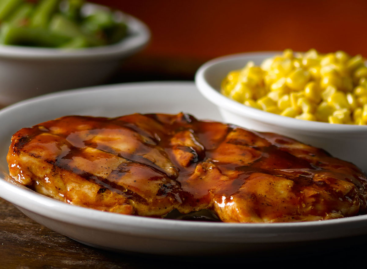 texas roadhouse grilled bbq chicken