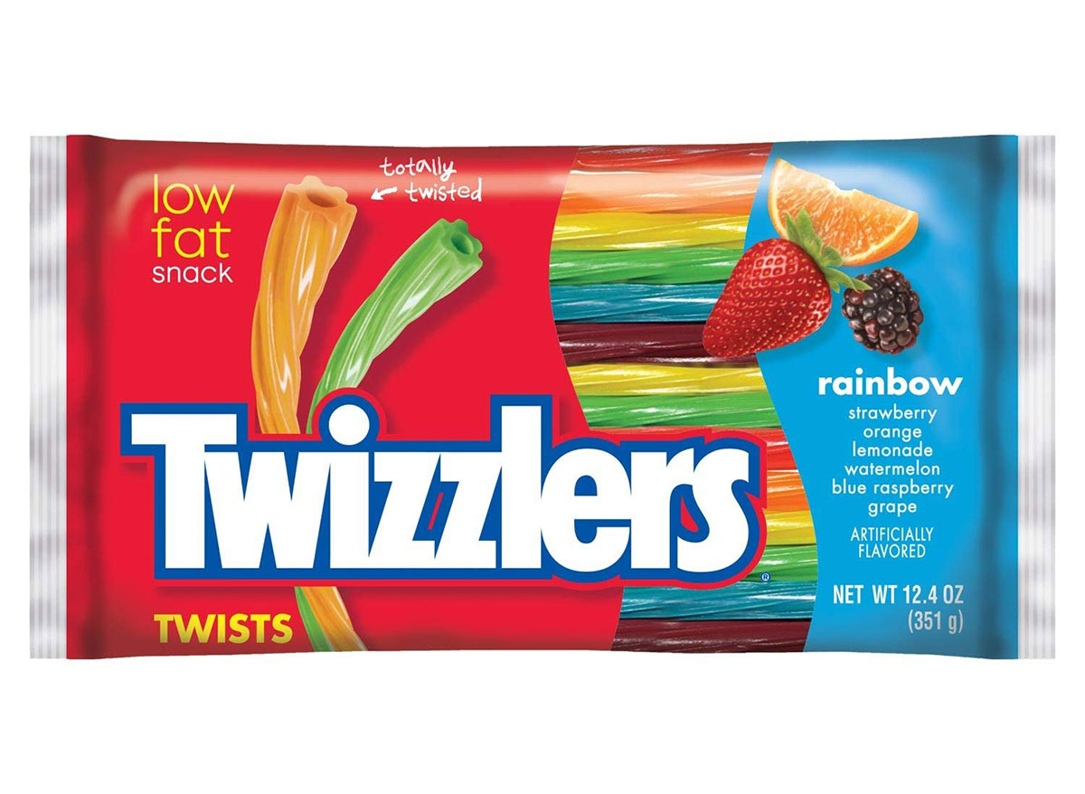 twizzlers licorice candy