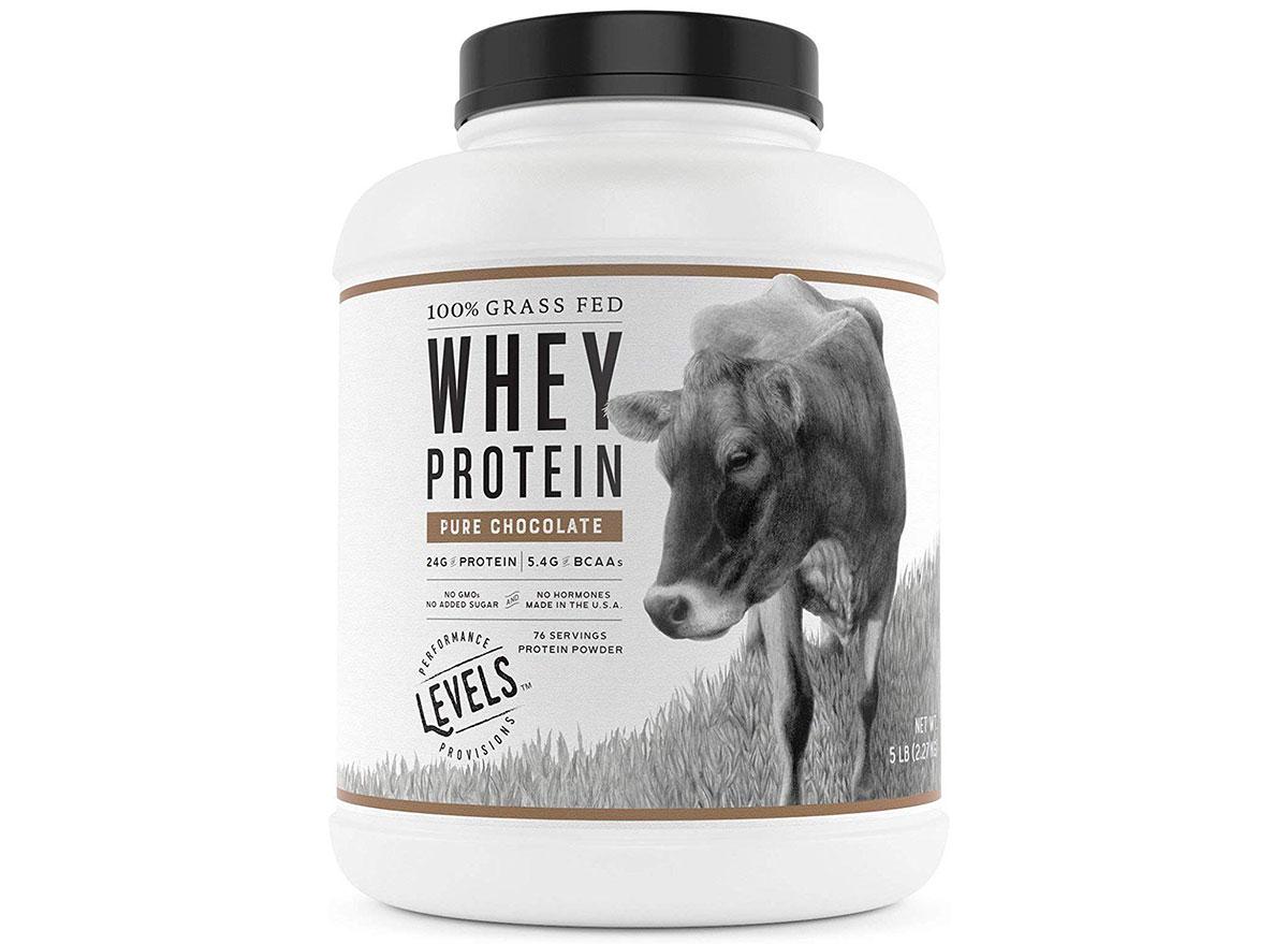 whey protein chocolate