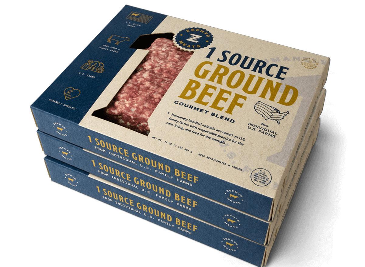zephyr 1 source ground beef