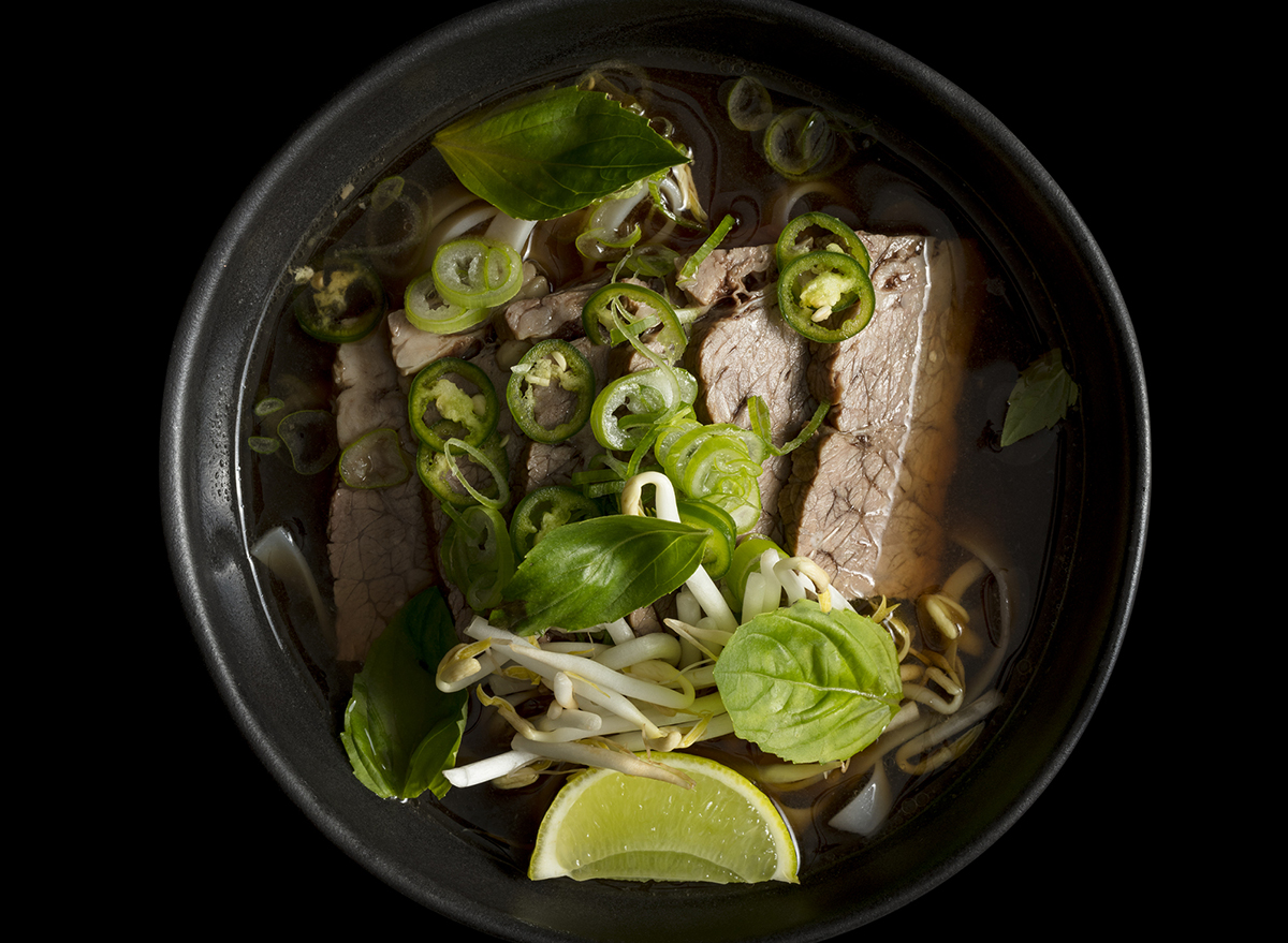 beef noodle soup recipe by charles phan