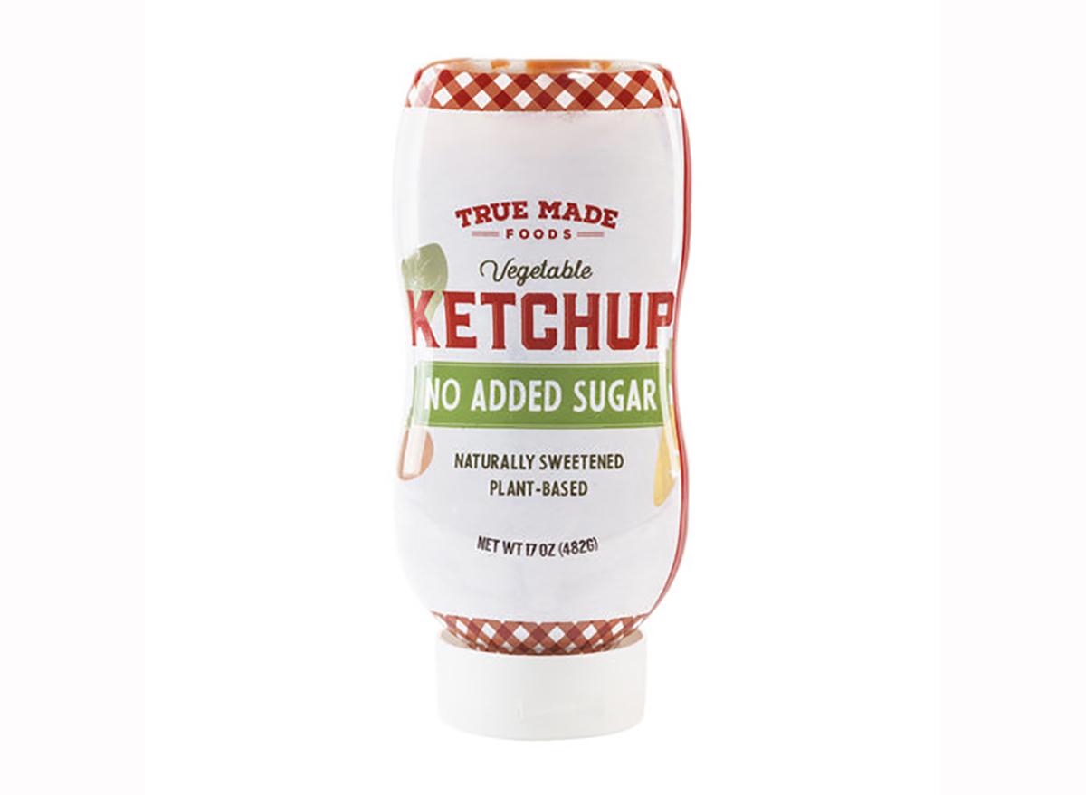 true made foods no added sugar ketchup