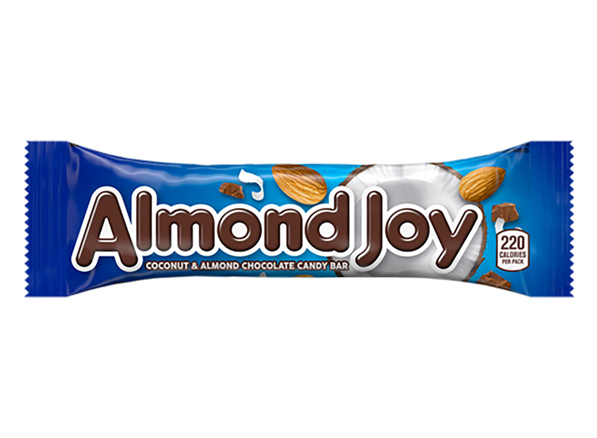 almond joy bar