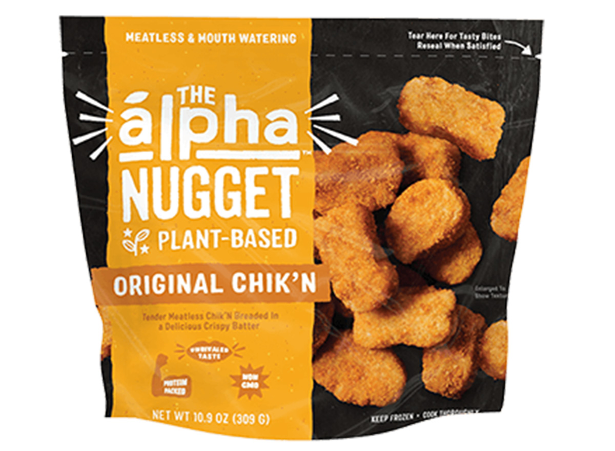 alpha nugget