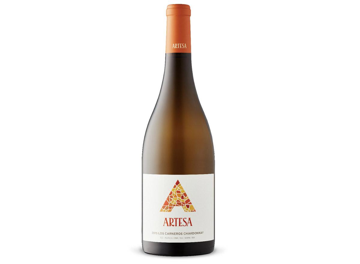 artsea chardonnay in bottle