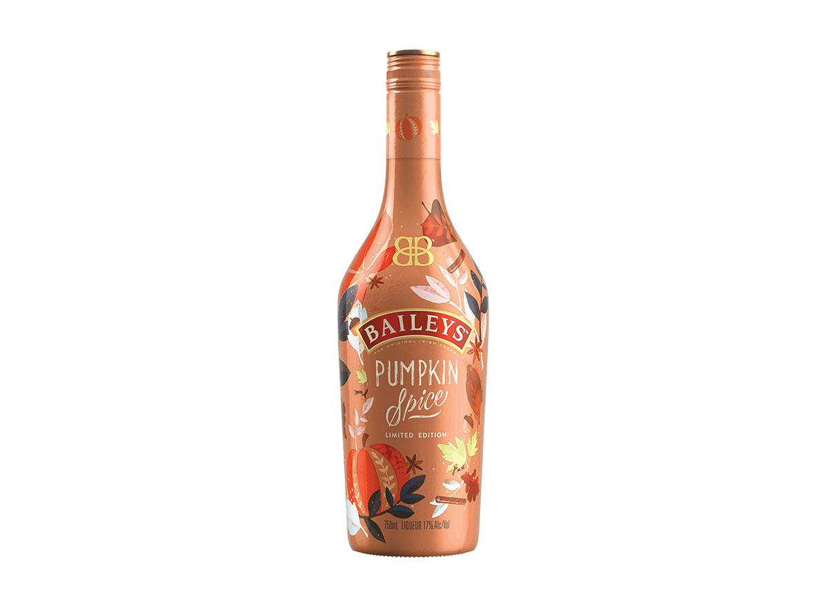 baileys pumpkin spice liquor