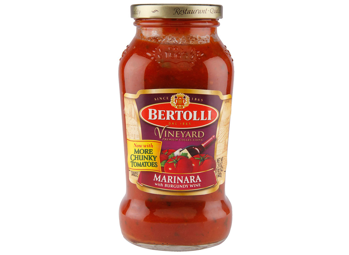 bertolli pasta sauce