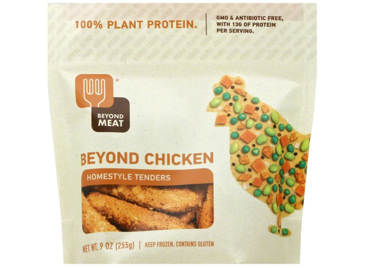 beyond chicken homestyle tenders