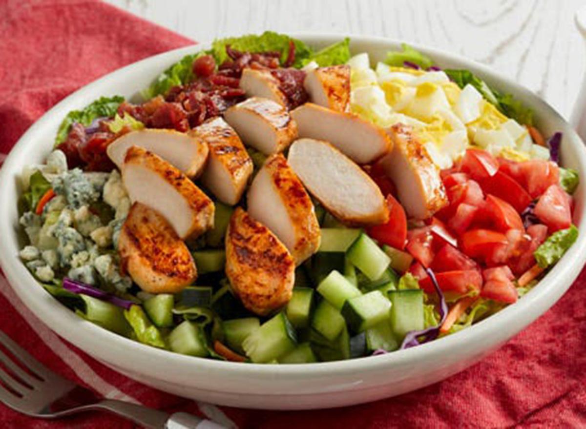 bob evans chicken cobb salad