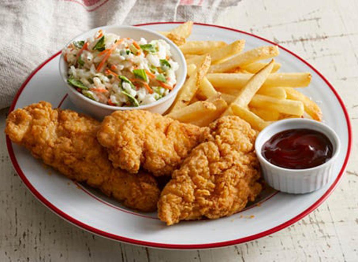 bob evans fried chicken tenders