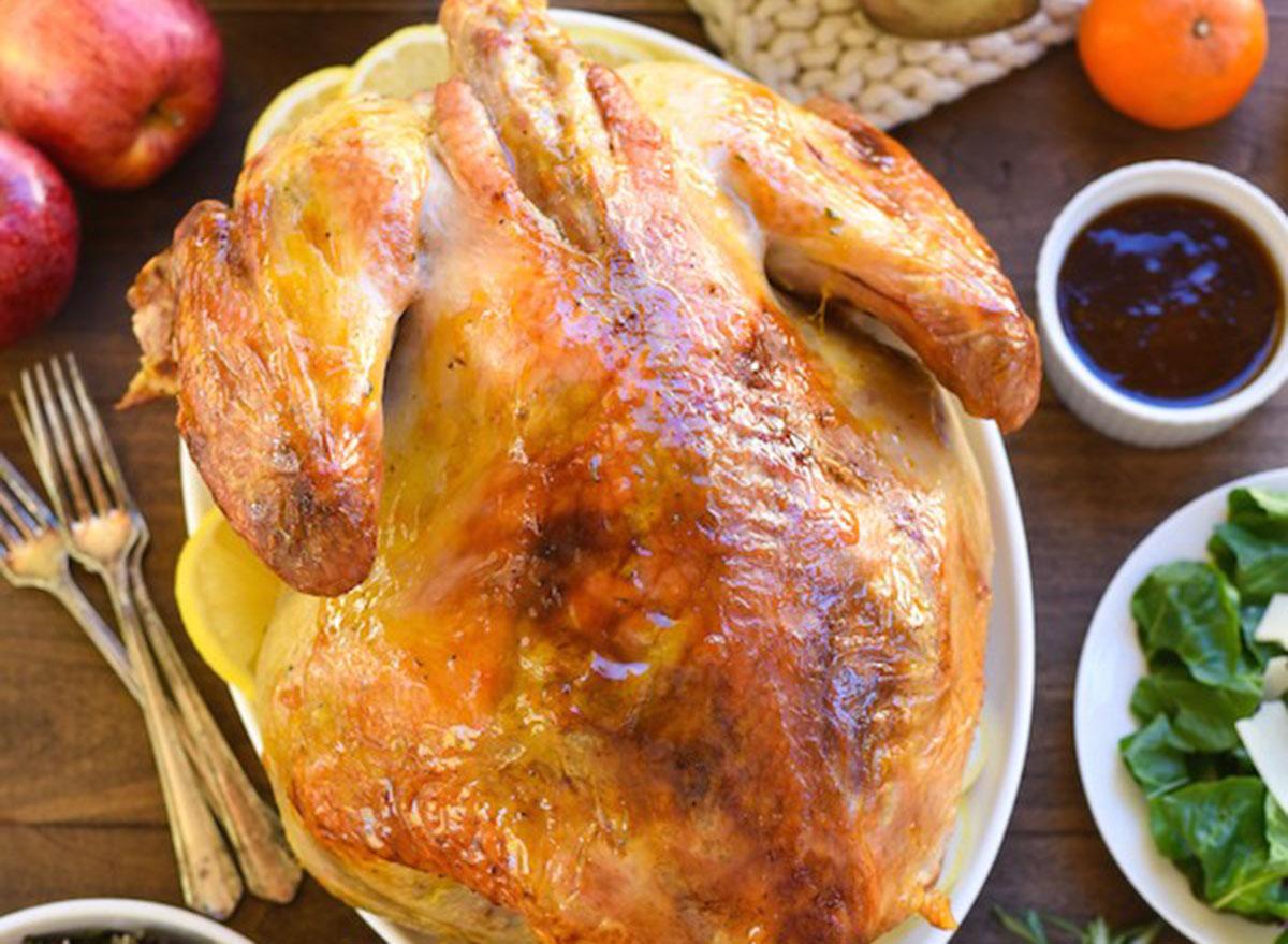 bourbon apricot turkey glaze