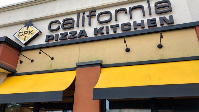 california pizza kitchen storefront