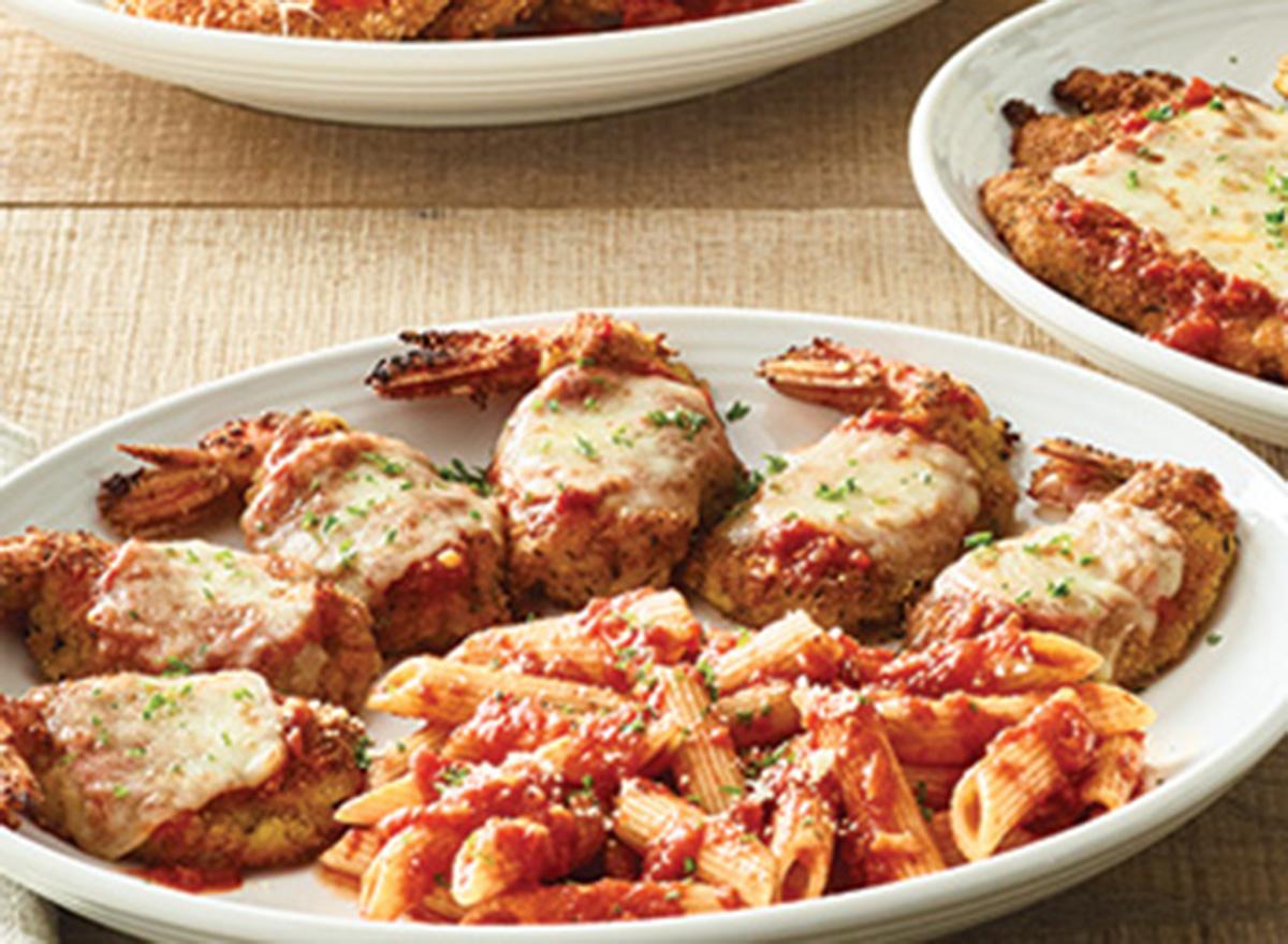 carrabbas shrimp parmesan