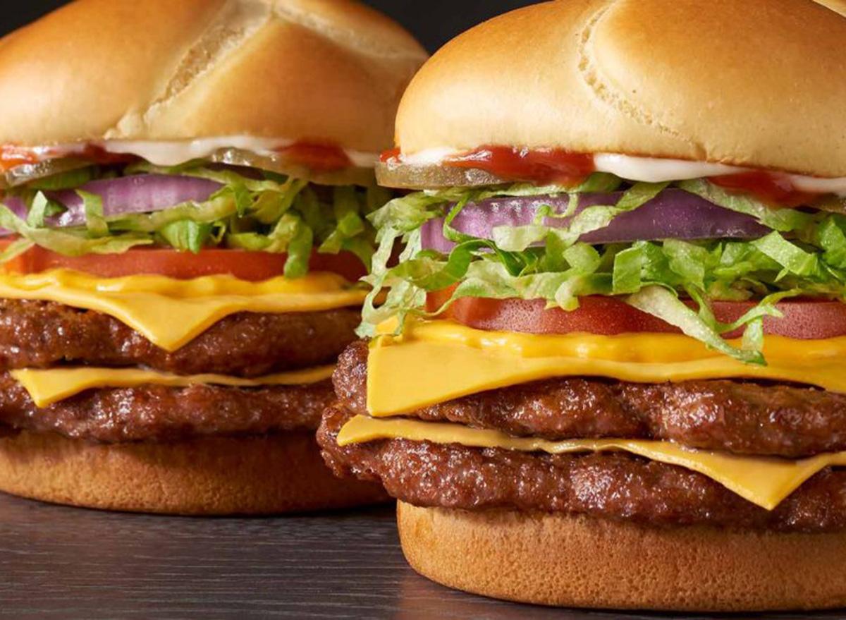 checkers texas bacon big buford
