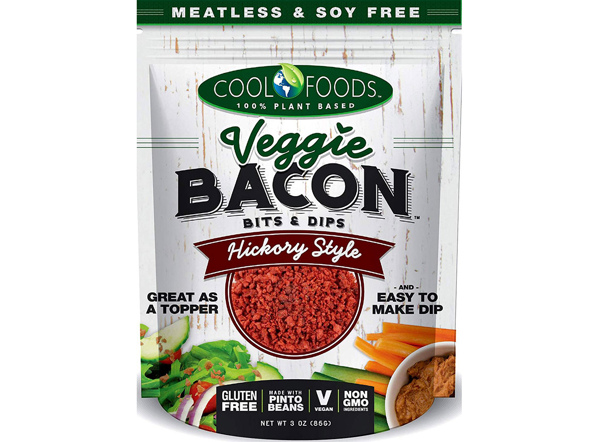 cool foods bacon bits