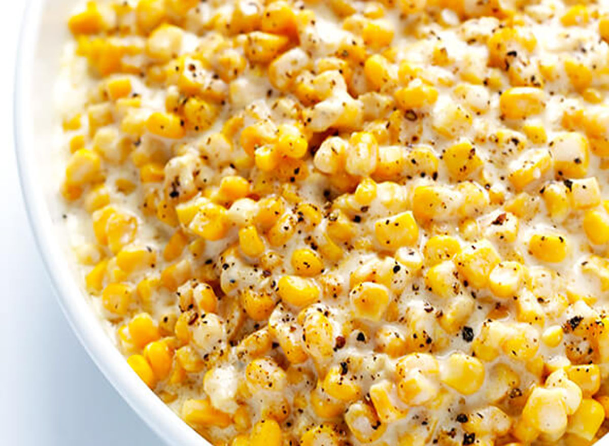 corn slow cooker creamed corn