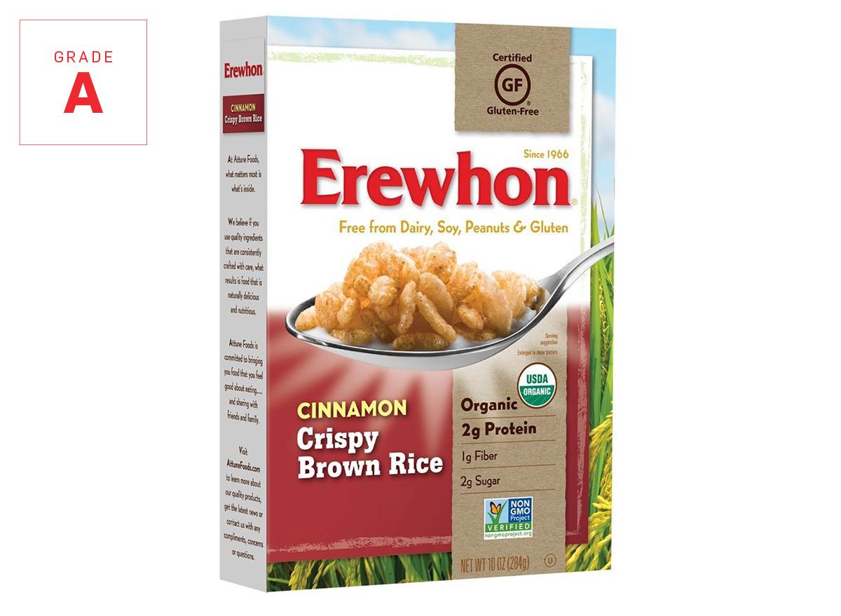 erewhon cereal graded