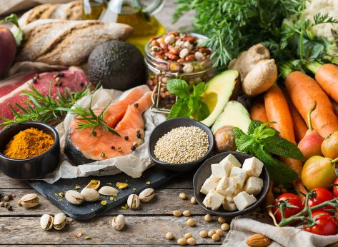 flexitarian diet foods
