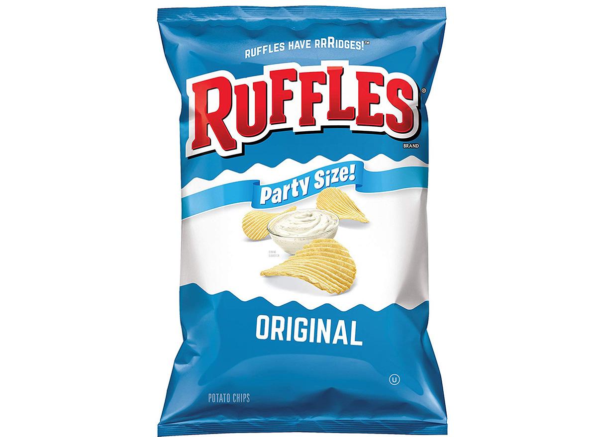 frito lay ruffles