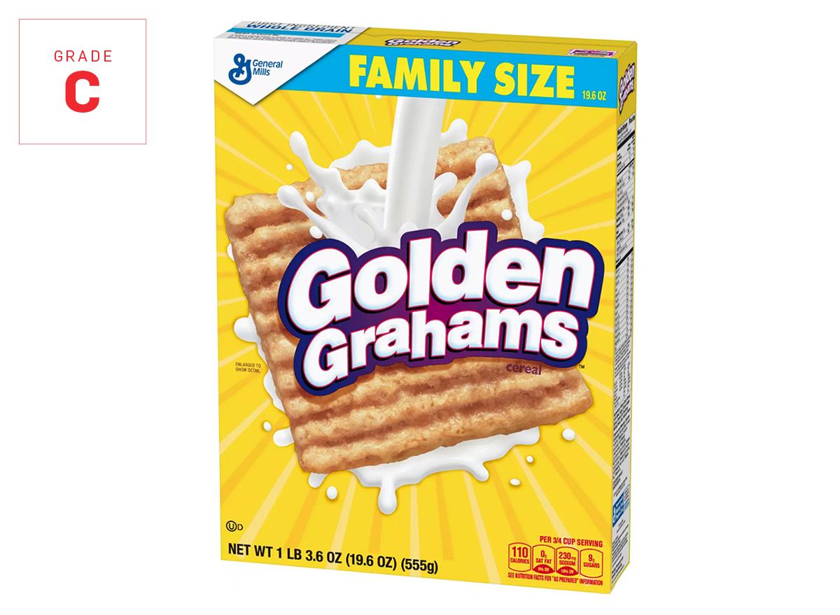 golden grahams graded