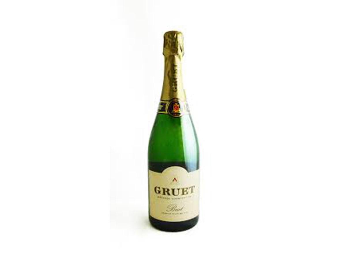 gruet brut in bottle