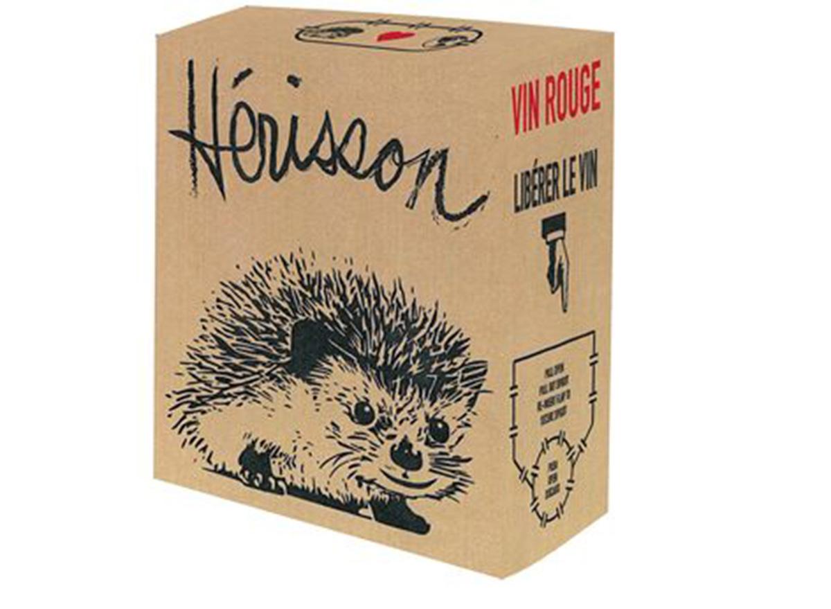 herisson boxed wine