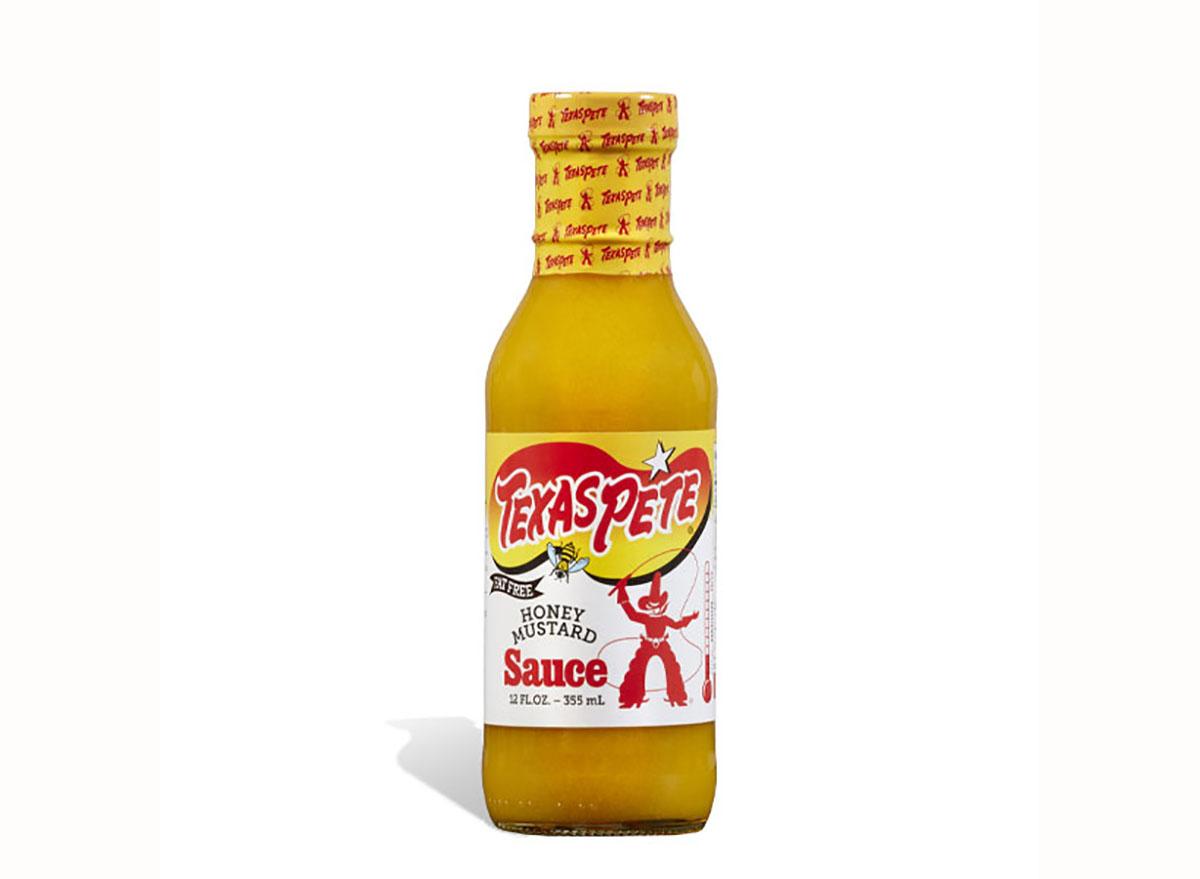 texas pete honey mustard sauce
