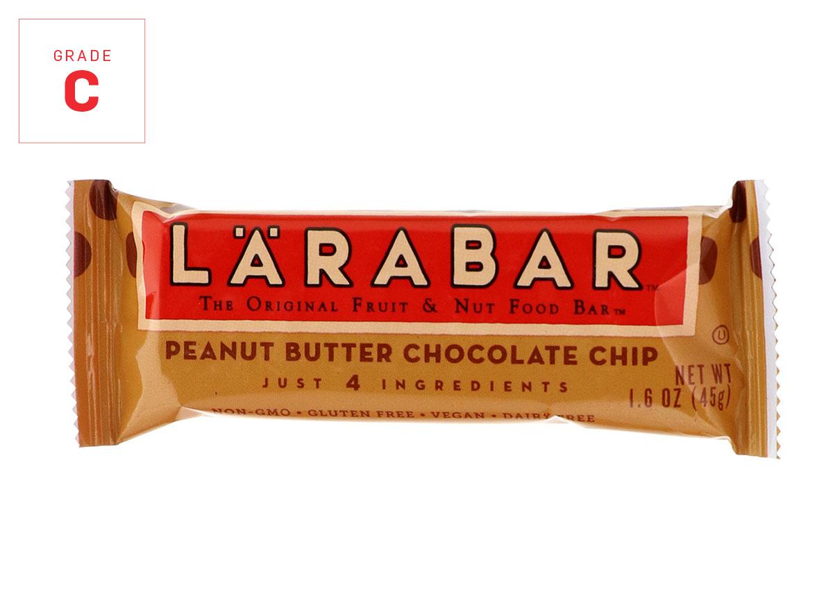 Larabar peanut butter chocolate graded