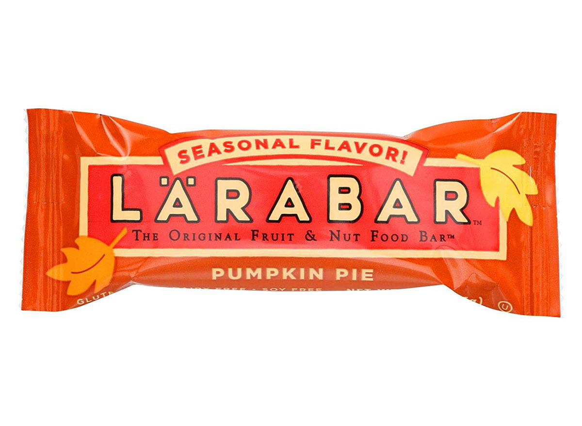 pumpkin pie larabar