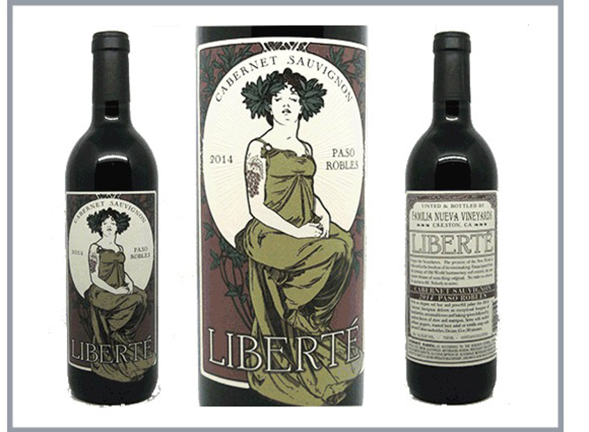 liberte in bottle