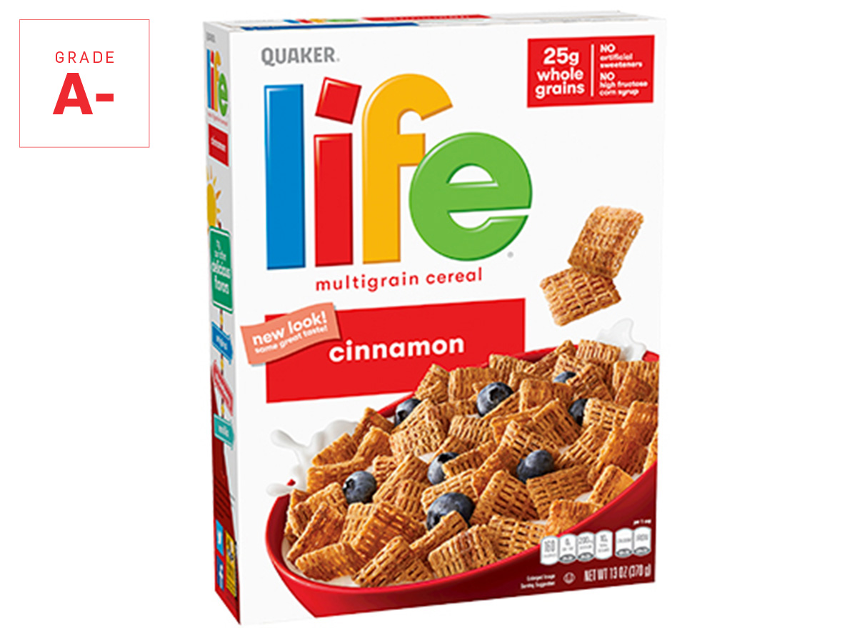 life cereal graded