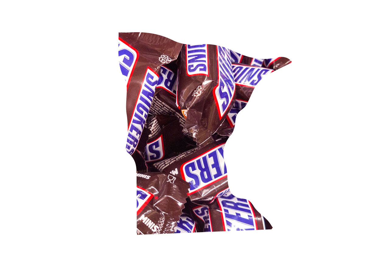 Minnesota's favorite candy bar is Snickers