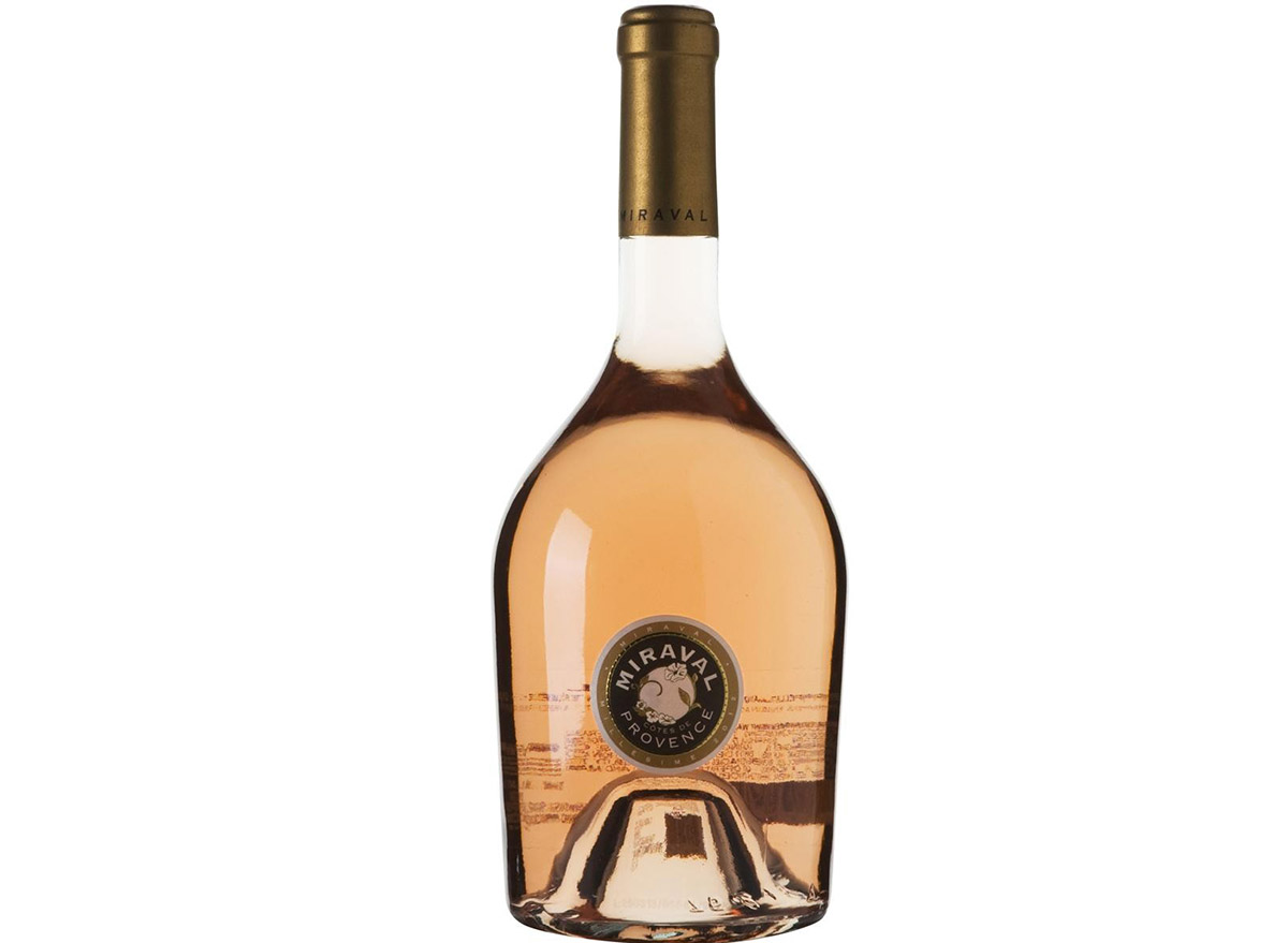 mirval rose in bottle