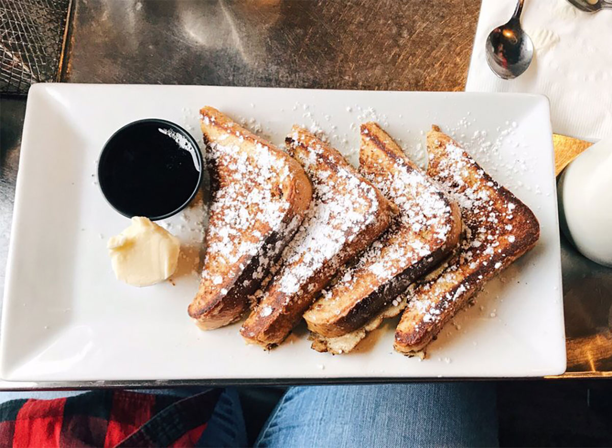 french toast at missys new jersey