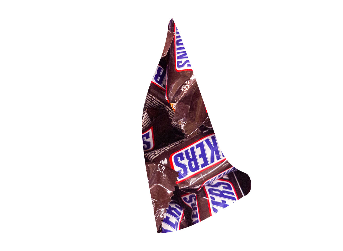 New Hampshire's favorite candy bar is Snickers