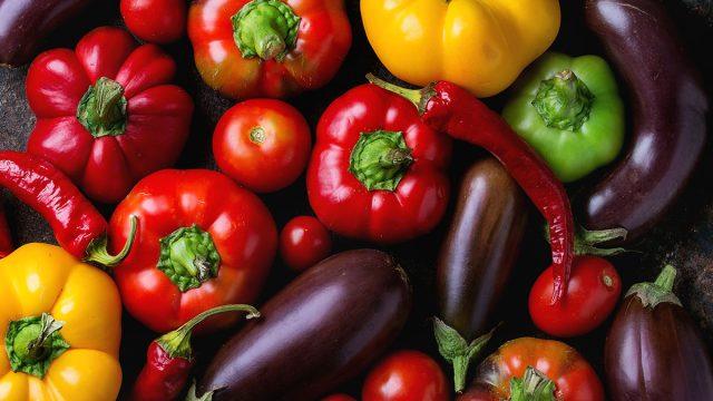 nightshade vegetables, nightshades