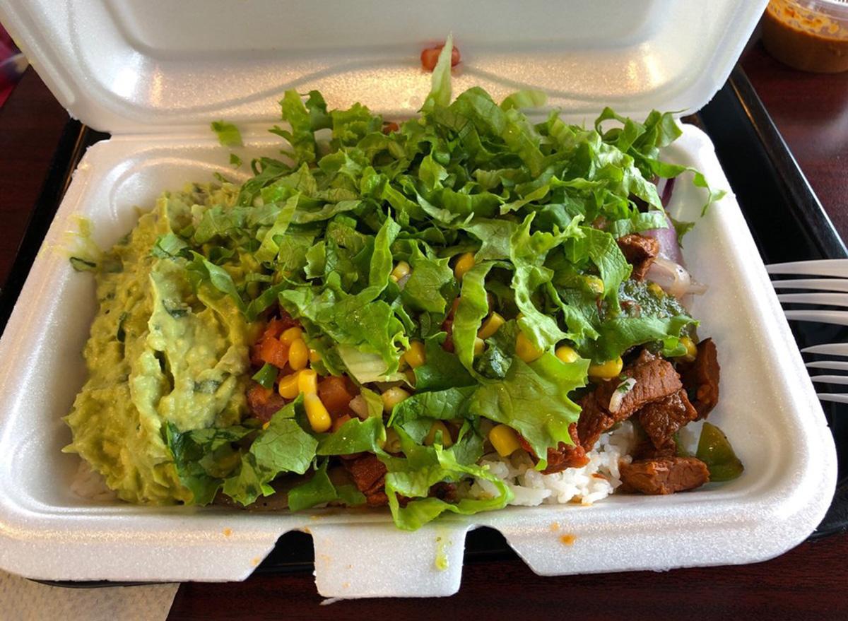 ohio me burrito mexicano taco bowl