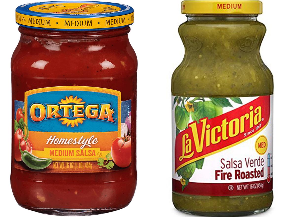 ortega and la victoria salsas