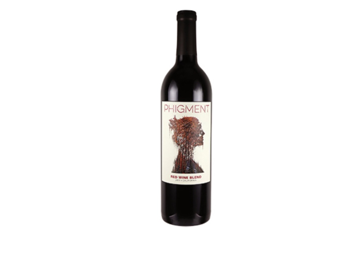 phigment red wine blend
